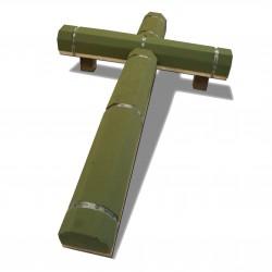 Croix surélevée (x2)
