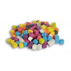 """Cube 2cm Mousse Phénolique """"EDEN"""" couleur (x300)"""