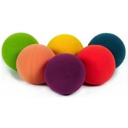 """Boule 9cm Mousse Phénolique """"EDEN"""" couleur (x2)"""