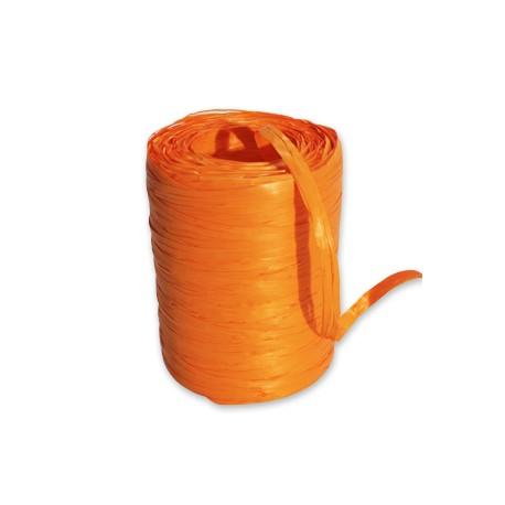 Raphia Synthétique orange