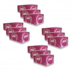 """12 Cartons de Briques de mousse """"PINK"""" DENSITE MOYENNE"""