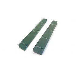 LOT de 6 Raquettes largeur 12,5cm
