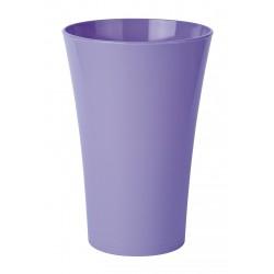 Paquet de 5 Vases Cache Pot Lilas
