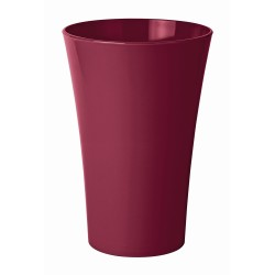 Paquet de 5 Vases Cache Pot Bordeaux