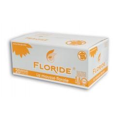 """Carton de Briques de mousse sèche """"FLORIDE"""""""