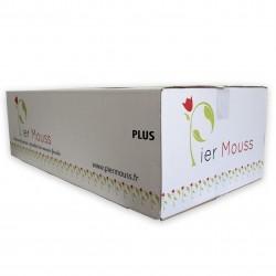 """3 Cartons de Briques de mousse """"PierMouss"""" HAUTE DENSITE"""