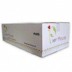 """Carton de Briques de mousse """"PierMouss"""" HAUTE DENSITE"""