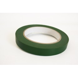 "Rouleau Ruban adhésif ""TAPE"" PVC vert"