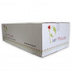 """Carton de Brique de mousse """"PierMouss"""" STANDARD"""
